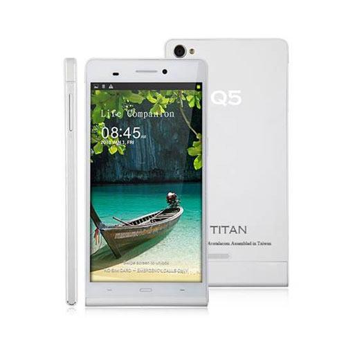"""Titan Q5 """"tái xuất'' thị trường smartphone - 1"""