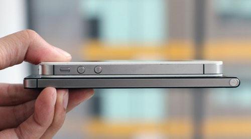 """Titan Q5 """"tái xuất'' thị trường smartphone - 2"""