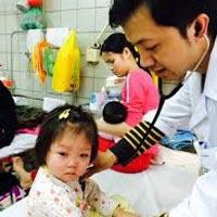 Hà Nội sẽ khống chế dịch sởi trong 2 tháng