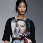 Thời trang - Hoàng Thùy sải bước lạnh lùng tại London FW