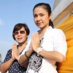 Phim - Việt Trinh dự lễ hội Phật giáo lớn nhất tại Thái