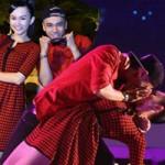 Ca nhạc - MTV - Cặp đôi 'Thử thách cùng bước nhảy' hôn nhau say đắm