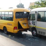 Tin tức trong ngày - Hai xe khách đâm nhau, hành khách run lẩy bẩy