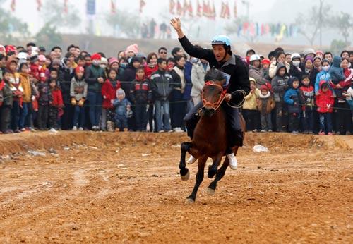 Xem kỵ sỹ cao nguyên trắng đua ngựa tại Hà Nội - 7