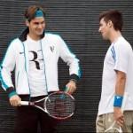 Thể thao - Federer thách thức Djokovic ở Dubai
