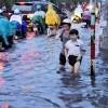TP. Hồ Chí Minh ngập ngày đầu tuần