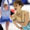 Những chiếc váy gây loạn nhịp tim tại Sochi