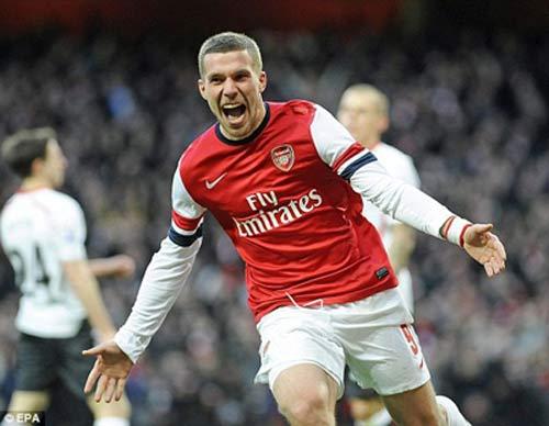 Arsenal – Liverpool: Đòn hồi mã thương - 1
