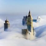 Du lịch - Thành phố trên mây ở Dubai