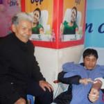 Sức khỏe đời sống - Cụ ông 15 năm gắn bó với hiến máu tình nguyện