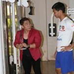Bóng đá - Phạm Văn Mách chê phòng tập thể lực U19 VN