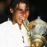 Nadal:  Vua đất nện  xưng vương sân cỏ (Kỳ 63)