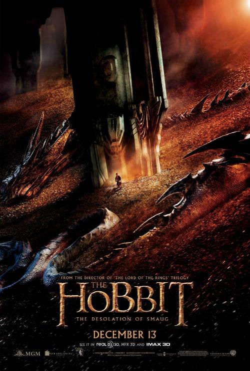 Tiết lộ rồng lửa Smaug trong The Hobbit 2 - 7