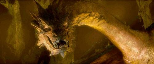 Tiết lộ rồng lửa Smaug trong The Hobbit 2 - 2