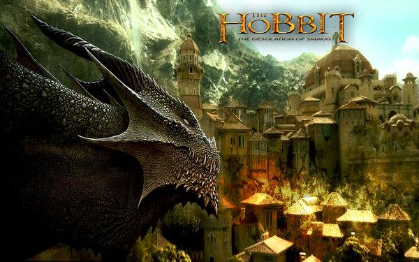 Tiết lộ rồng lửa Smaug trong The Hobbit 2 - 10
