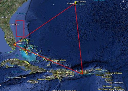 Tam giác quỷ Bermuda: Chuyến bay định mệnh - 4