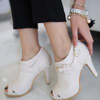 Thời trang - Dáng người nào chọn giày ấy!
