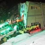 Tin tức trong ngày - HQ: Tuyết đè sập nhà, 10 người chết thảm