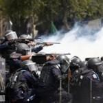 Tin tức trong ngày - Thái Lan: Cảnh sát bị người biểu tình bắn chết