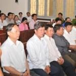 """An ninh Xã hội - Hoãn xử các """"quan"""" huyện tiếp tay cát tặc"""