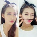 Làm đẹp - Hot girl Khả Ngân được báo Trung Quốc khen