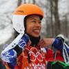 Nghệ sĩ vĩ cầm Vanessa Mae hoàn tất giấc mơ Olympic
