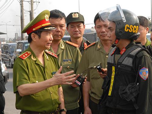 Tang lễ Tướng Ngọ được tổ chức cấp nào? - 1