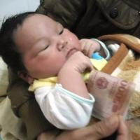 Thanh Hóa: Bé trai sơ sinh nặng 5,1kg