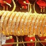Tài chính - Bất động sản - Giá vàng quay cuồng trong đà giảm