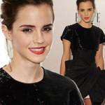 Bất ngờ với Emma Watson kém xinh và già nua