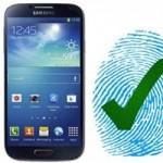 Thời trang Hi-tech - Samsung Galaxy S5 dùng cảm biến vân tay