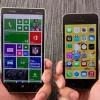 Nokia Lumia Icon đọ dáng với iPhone 5S
