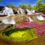 Du lịch - Cảnh thần tiên nơi dòng sông ngũ sắc