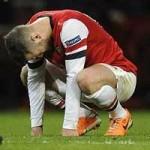 Bóng đá - Arsenal: Đắng chát trong nỗi buồn
