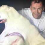 Phi thường - kỳ quặc - Câu được cá mập quý hiếm nặng 450kg