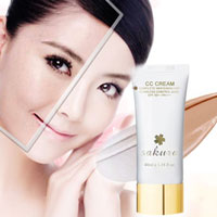 10 tính năng gây sốt của CC Cream SAKURA