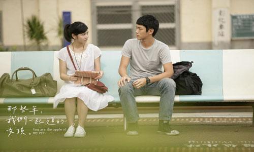 Phim tan chảy về mối tình ngây thơ học trò - 6
