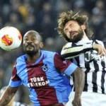 Bóng đá - Juventus-Trabzonspor: Chiến thắng khó nhọc