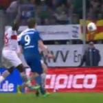 Bóng đá - Siêu phẩm lốp bóng trong top bàn thắng V21 Bundesliga