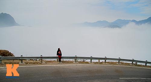 """Mùa xuân lên Sapa ngắm """"biển"""" mây mờ ảo - 6"""