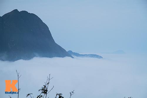 """Mùa xuân lên Sapa ngắm """"biển"""" mây mờ ảo - 3"""