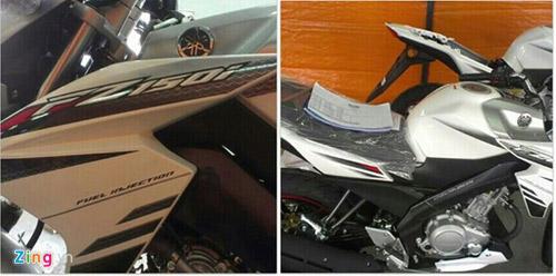 Yamaha FZ150i lộ ảnh tại Việt Nam - 1