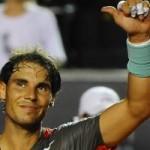 Thể thao - Cú smash hài hước mất điểm trước Nadal