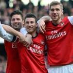 Bóng đá - Arsenal: Hạ Mèo đen, tìm ánh sáng