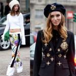 Thời trang - Đường phố Milan sôi sục vì thời trang