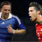 Bóng đá - Vòng loại Euro 2016: Ronaldo đấu Ribery