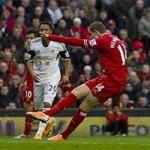 Bóng đá - Liverpool - Swansea: Cống hiến hết mình