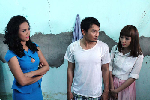 Quốc Thái hãi hùng cảnh tự tử trong phim mới - 4