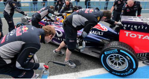 F1: Red Bull trước những thách thức - 1