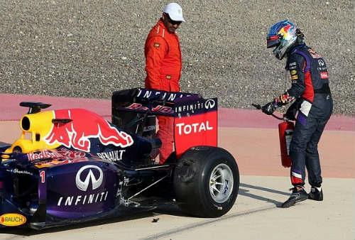 F1: Red Bull trước những thách thức - 2
